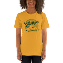 Load image into Gallery viewer, Sylvania Spirit Tee GREEN INK