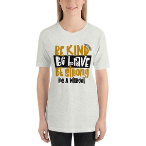 Be a Wildcat Tee (Scottsboro)