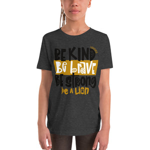 Be a Lion Youth Tee (Crossville)