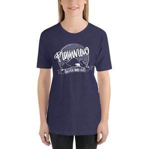 Plainview Spirit Tee WHITE INK