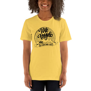 Fort Payne Spirit Tee BLACK INK