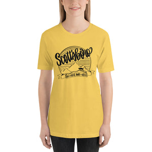Scottsboro Spirit Tee BLACK INK