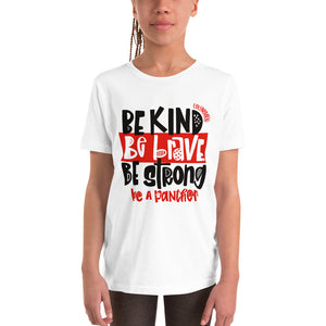 Be a Panther Youth Tee