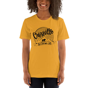 Crossville Spirit Tee BLACK INK