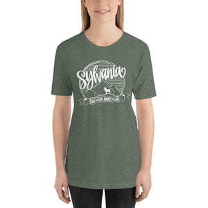 Sylvania Spirit Tee WHITE INK