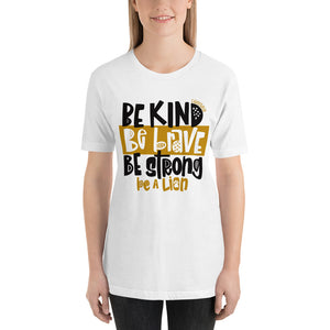 Be a Lion Tee (Crossville)