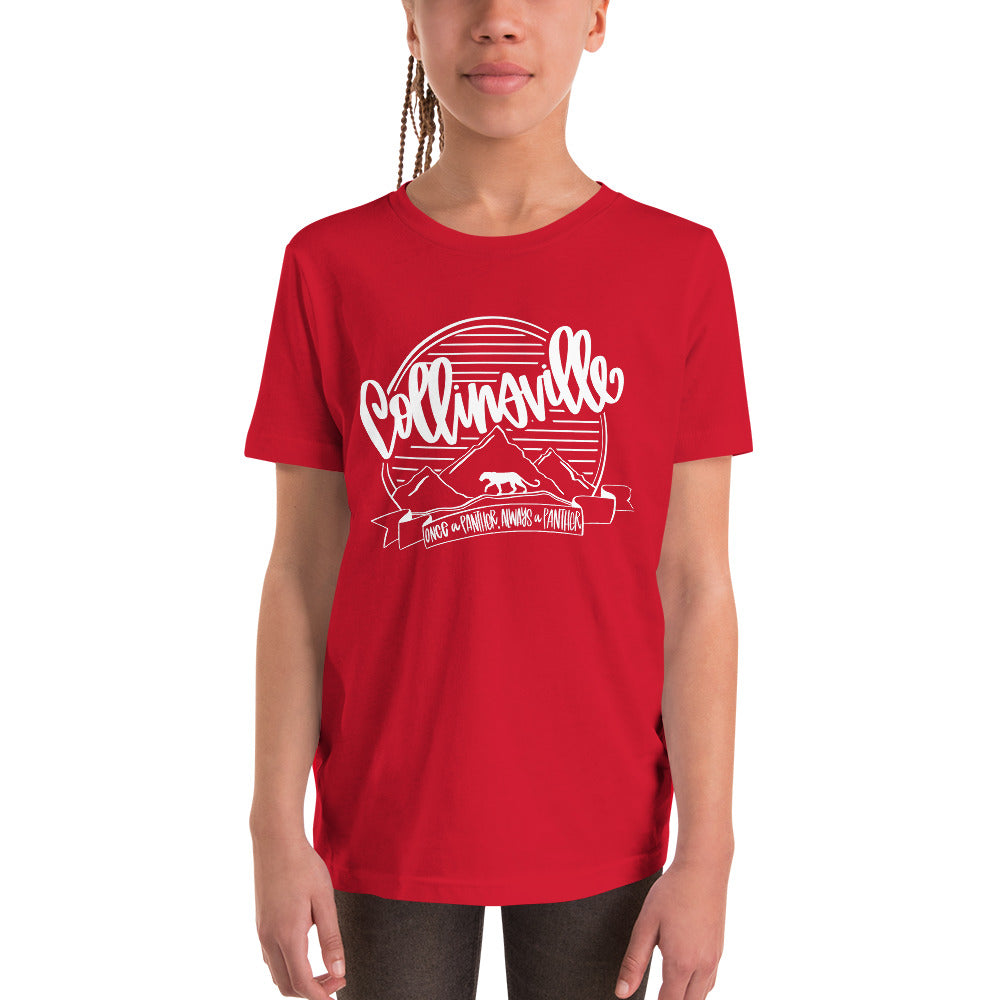 Collinsville Youth Spirit Tee