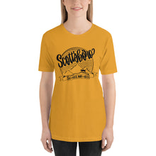 Load image into Gallery viewer, Scottsboro Spirit Tee BLACK INK