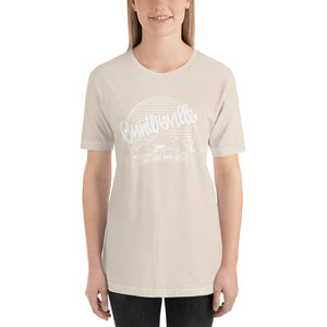 Guntersville Spirit Tee WHITE INK