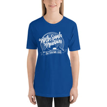 Load image into Gallery viewer, North Sand Mountain Spirit Tee WHITE INK