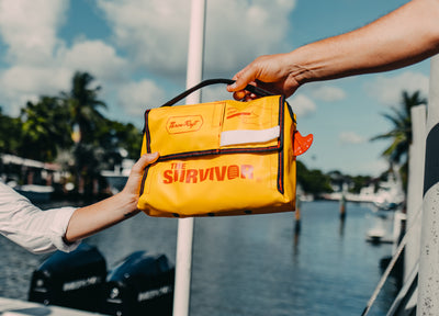 The Survivor Personal Safety Life Raft