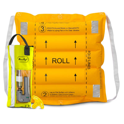 ThrowRaft Search and Rescue PFD