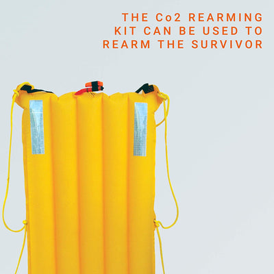 The Survivor Life Raft Rearming Kit