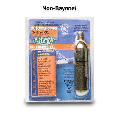 ThrowRaft Rearming Kit non-bayonet