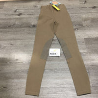 Hvy Cotton Pull On Breeches *new, tags, older