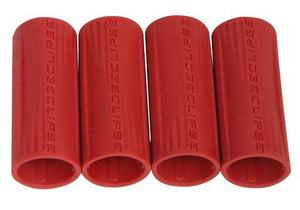 ECLIPSE SHAFT FL RUBBER BARREL SLEEVE X4 RED