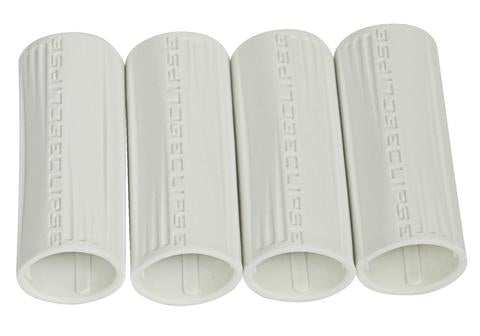 ECLIPSE SHAFT FL RUBBER BARREL SLEEVE X4 WHITE