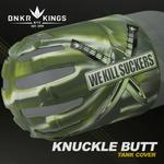 Load image into Gallery viewer, BUNKER KINGS - KNUCKLE BUTT TANK COVER - WKS KNIFE - CAMO