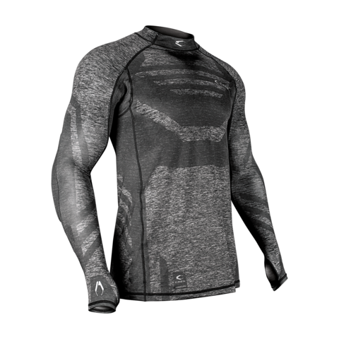 CARBON SC PROTECTIVE TOP - GREY