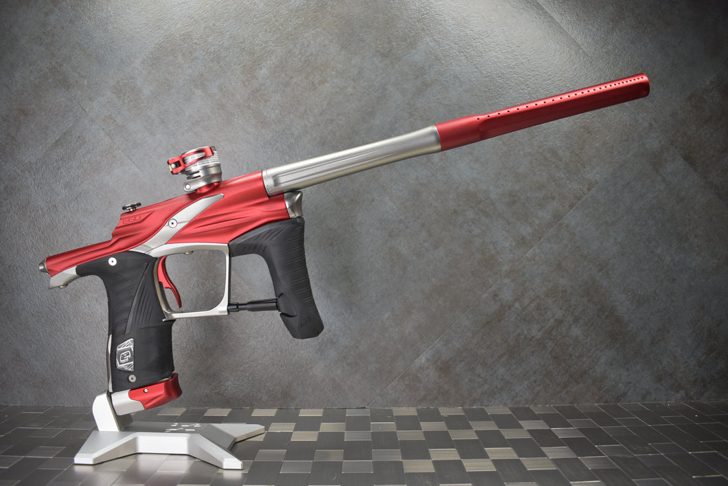 Planet Eclipse LV1.1 Red /  Silver (Rare)