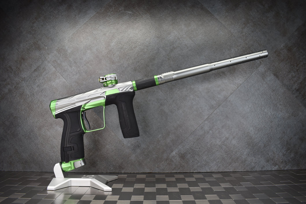 Planet Eclipse HK Invader CS2 Pro Silver / Green
