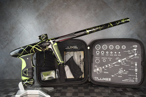 DLX Luxe Ice Splash Green