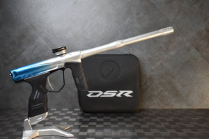 DYE DSR Freeze Cyan / Clear Fade