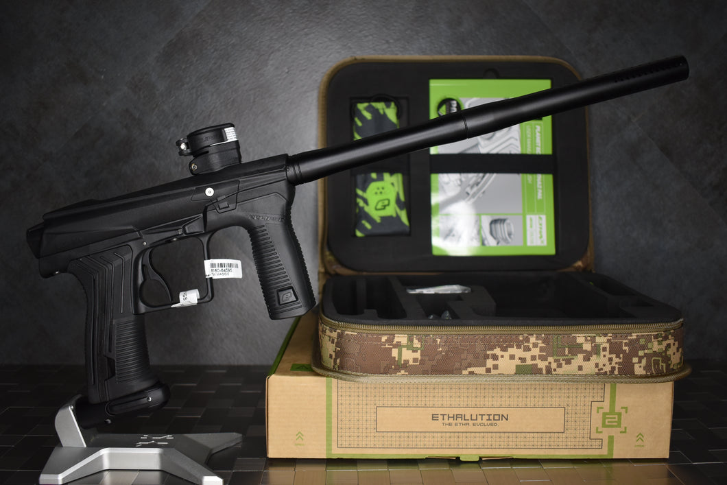 Planet Eclipse Etha 2 (PAL Compatible) Paintball Marker Gun - Black (New)