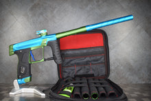 Load image into Gallery viewer, GI Sportz Planet Eclipse GI Stealth Gtek 160r Paintball Marker Blue Green
