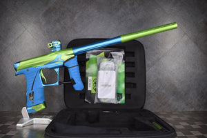 Planet Eclipse Geo 3.5 Poison Green / Blue