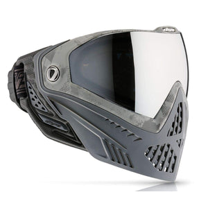 Dye Matrix i5 Blackout Thermal Paintball Mask / Goggles - Blackout