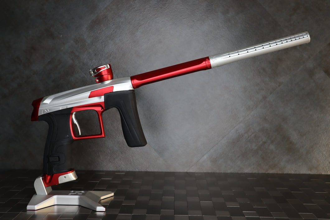 Planet Eclipse CS1 Silver / Red