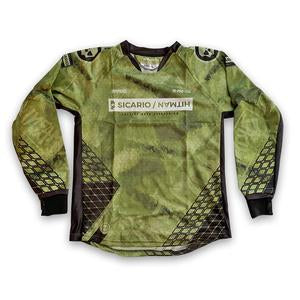 SKELETON AIR SICARIO JERSEY - INFACAM FOLIAGE