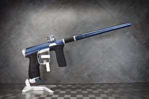 PLANET ECLIPSE CS2 PRO PAINTBALL GUN - BLUE LIGHTNING