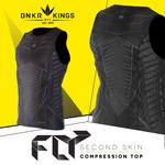 Load image into Gallery viewer, Bunker Kings Fly Sleeveless Compression Top