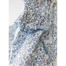 Load image into Gallery viewer, ABI SIDE RUFFLE SKIRT (Flowers)