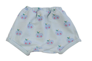 Boxy shorts Apple / Organic