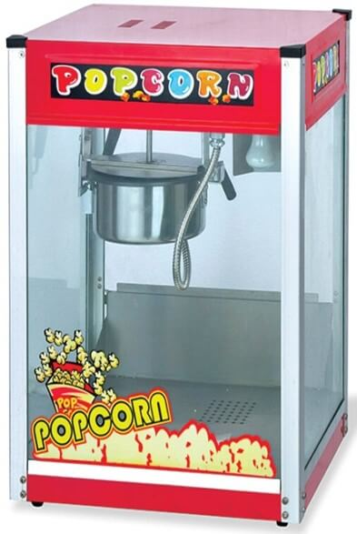 16OZ POPCORN MACHINE - cater-care