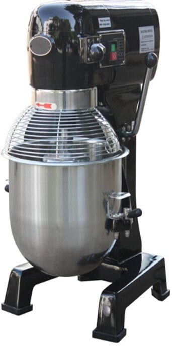 30LT FOOD MIXER (NEW BLACK)ECONO - cater-care