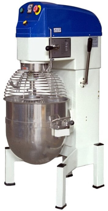 40LT PLANETARY MIXER (WHITE SQUARE) - cater-care