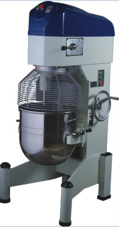 60LT PLANETARY MIXER (WHITE SQUARE) - cater-care