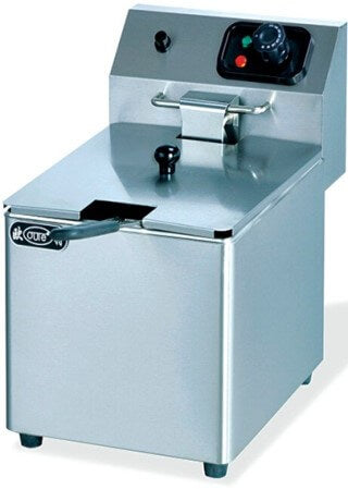 FRYER TABLE MODEL 6LT ELECTRIC - cater-care