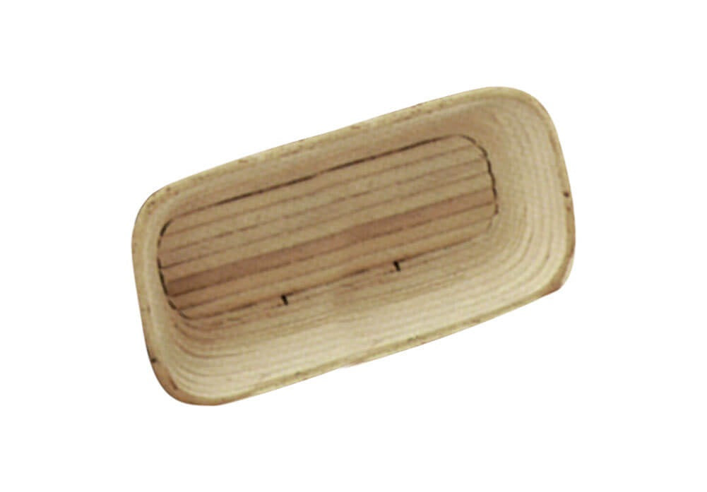 BANNETON PROOFING BASKET LONG - 340 x 140 x 70mm - cater-care