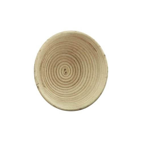 BANNETON PROOFING BASKET ROUND - 230 x 70mm - cater-care