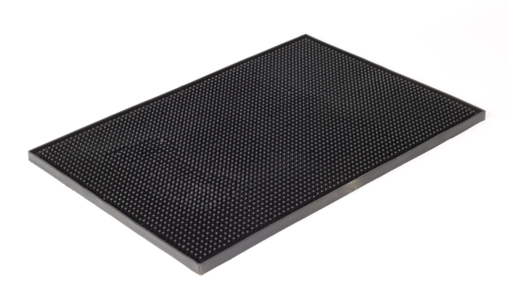 BAR MAT BLACK 450MM (BLACK) - cater-care