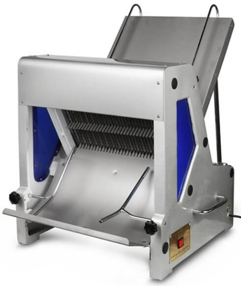 BREAD SLICER - GRAVITY FEED - cater-care