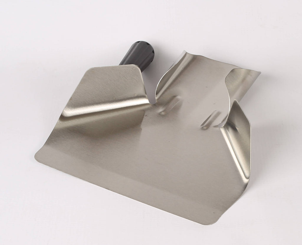 CHIP BAGGING SCOOP S/STEEL - Cater-Care