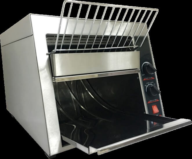 CONVEYOR TOASTER- 360PC PER HOUR - cater-care