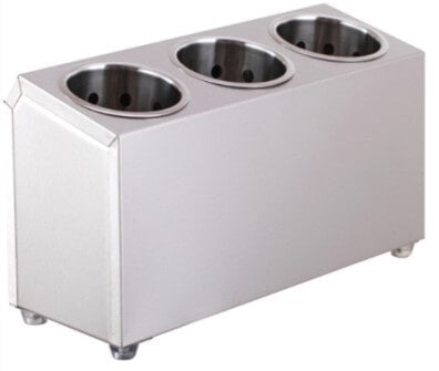CUTLERY HOLDER 3 CUP - cater-care