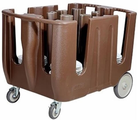 ADJUSTABLE DISH CADDY FOR 320 PLATES LARGE - cater-care